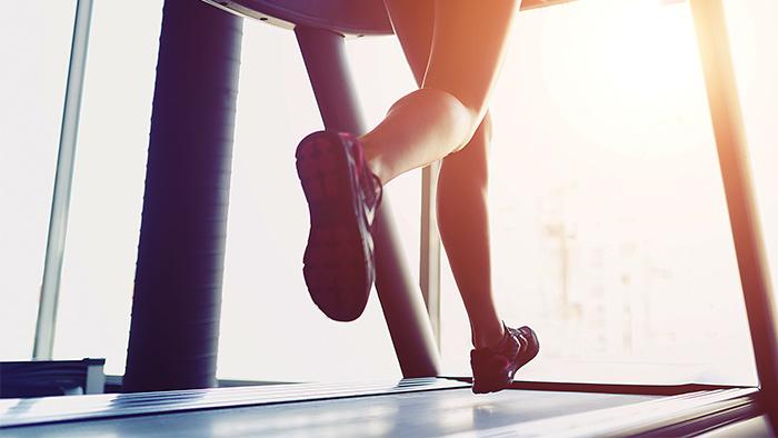 running fitness test