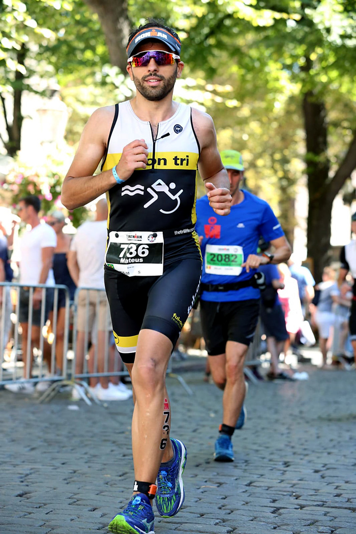 How This Triathlete Shaved a Full Hour Off His IRONMAN Time