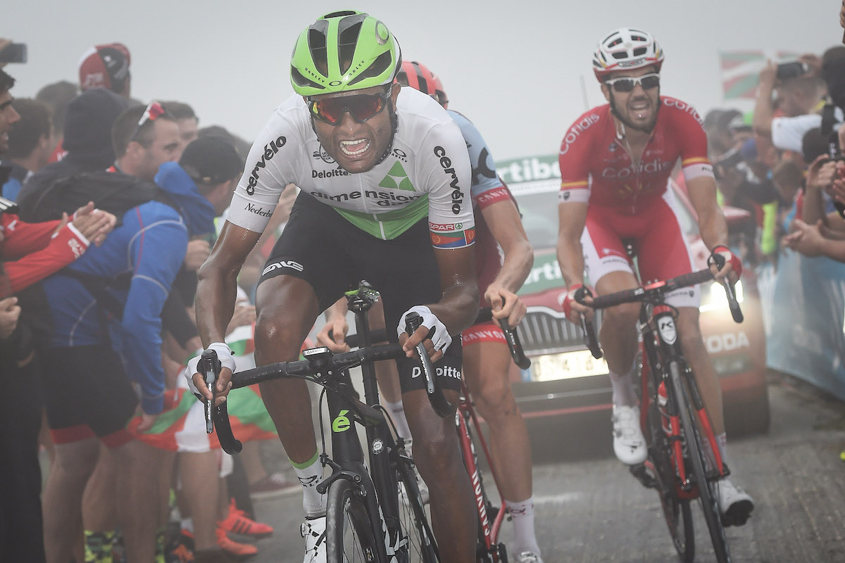 Analysis: Eritrean Neo-Pro Rides Well Beyond His Years at Vuelta