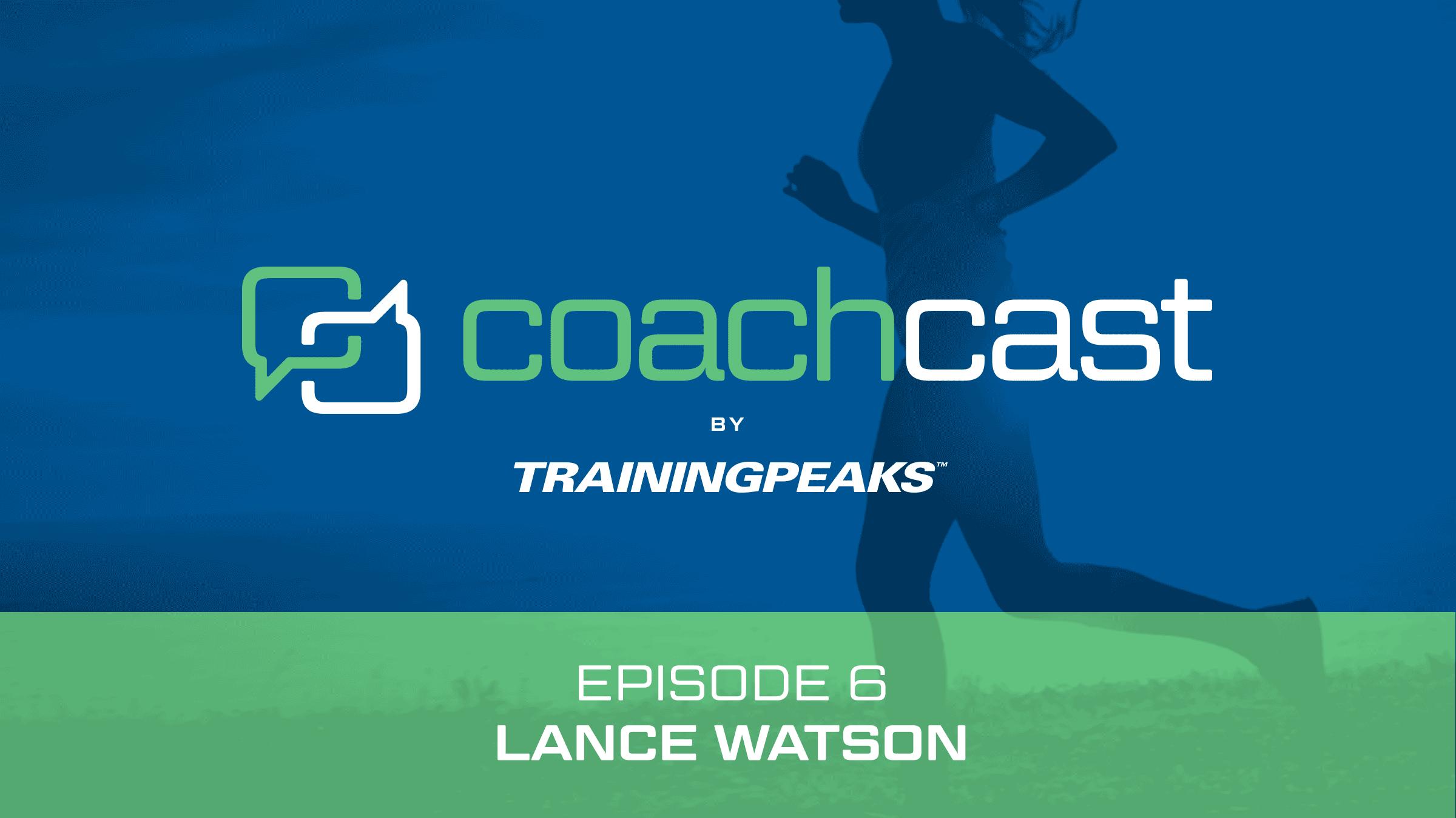CoachCast: Kona Race Day with Lance Watson