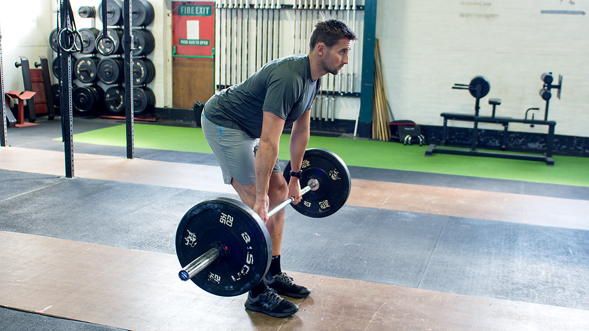 Five Ways Runners Can Benefit From Deadlifting