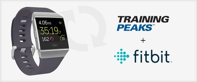 Fitbit and TrainingPeaks Sync