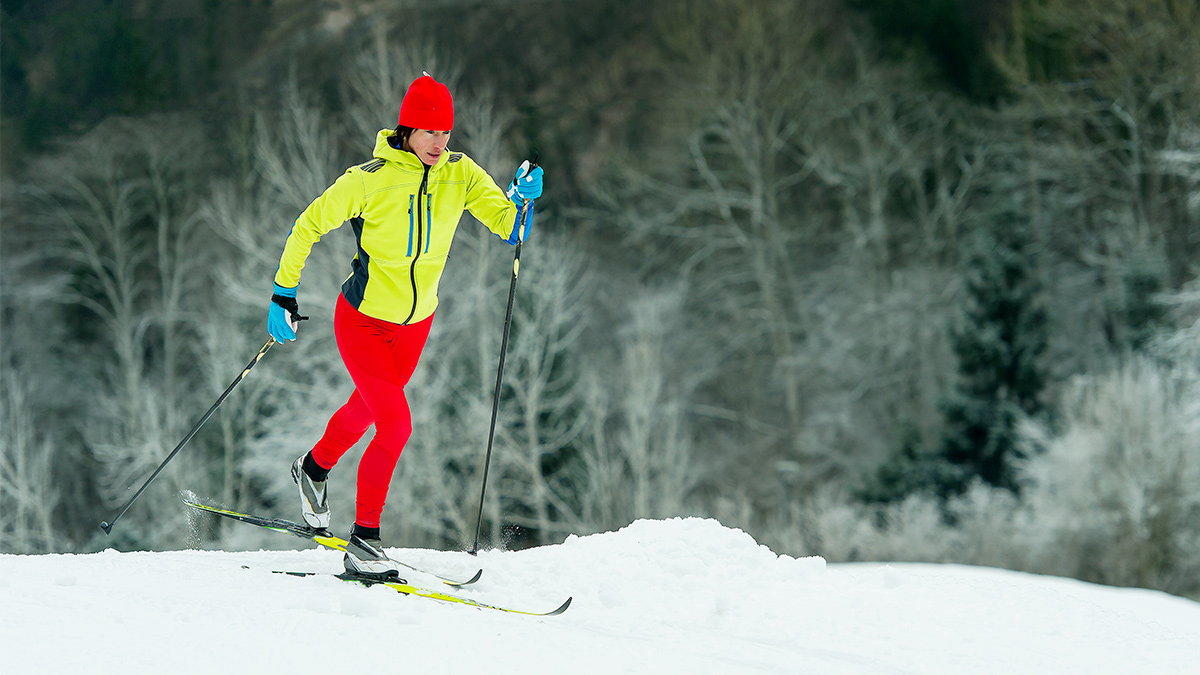 How to Turn Your Winter Training Blues into Bliss