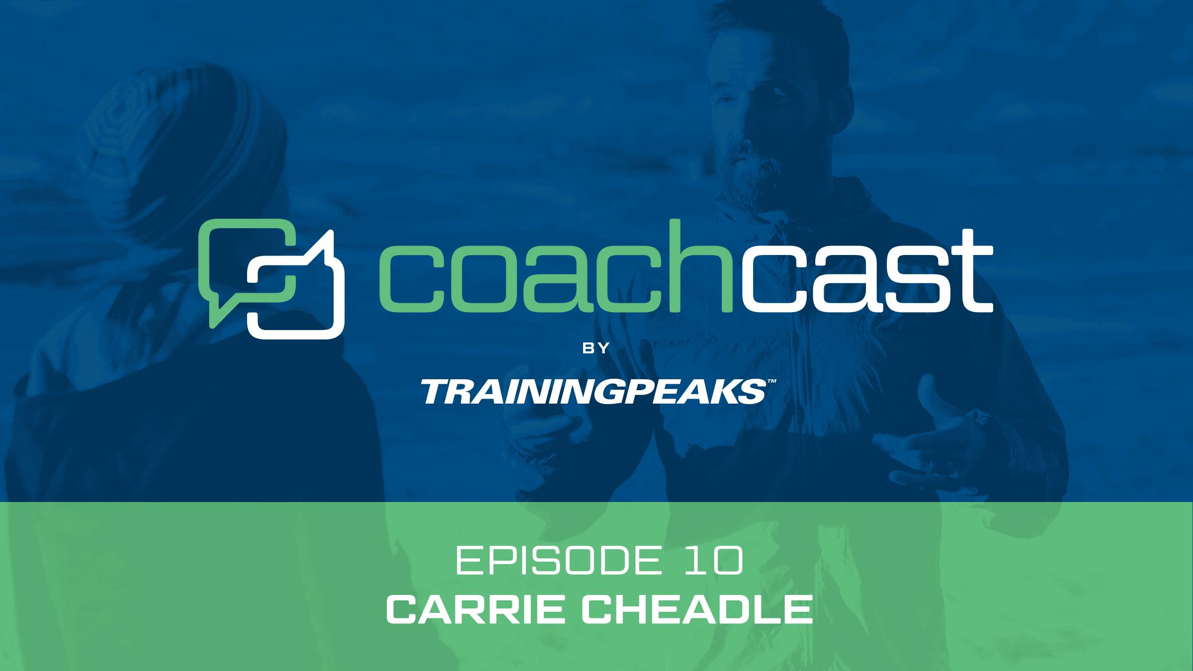 CoachCast: Secret Goals with Carrie Cheadle