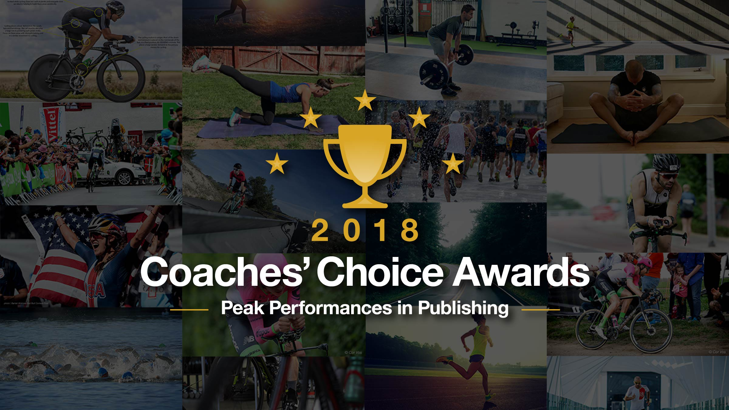 2018 Coaches' Choice Awards