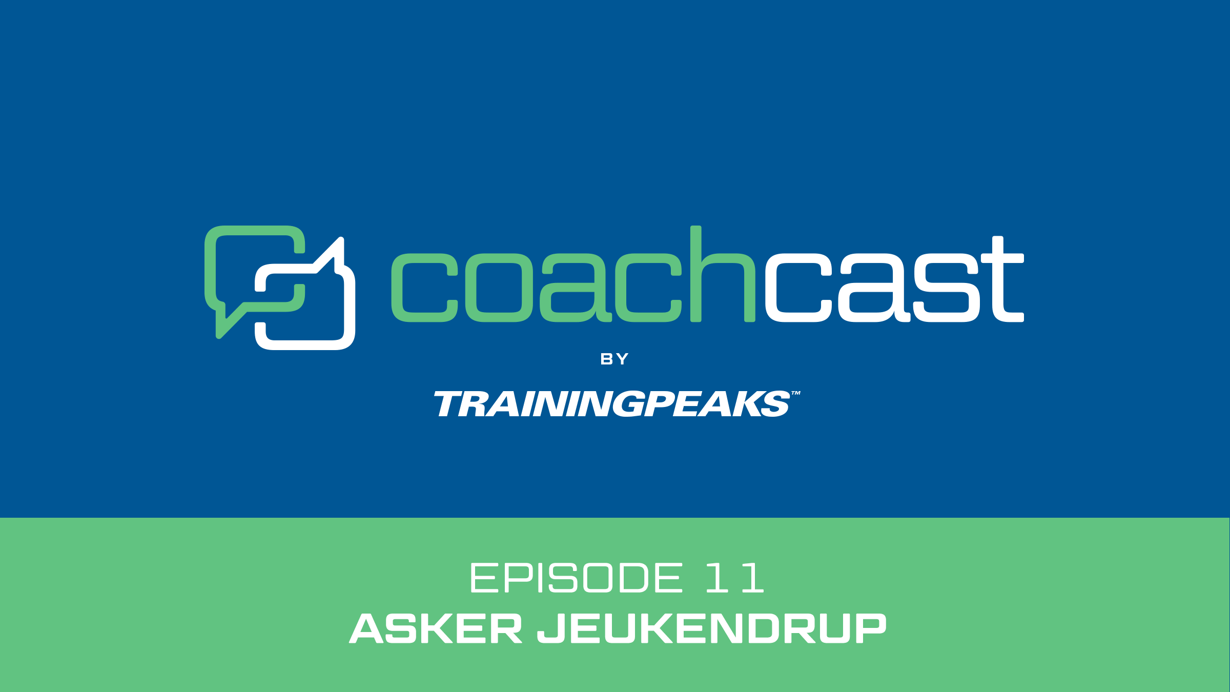 CoachCast: Nutrition Myth Busting with Asker Jeukendrup