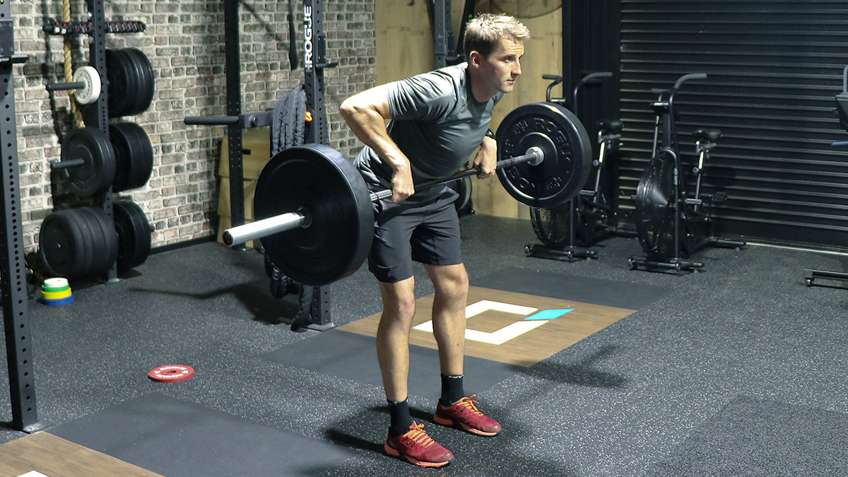 Two Barbell Movements Every Runner Should Know