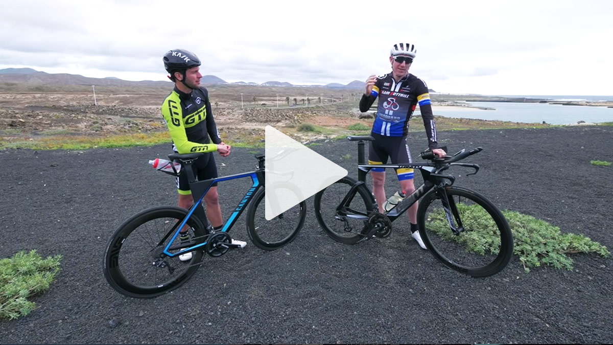GTN Presents: No Time to Train For An IRONMAN?