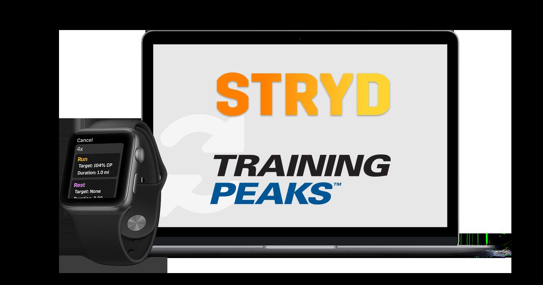 Stryd | TrainingPeaks