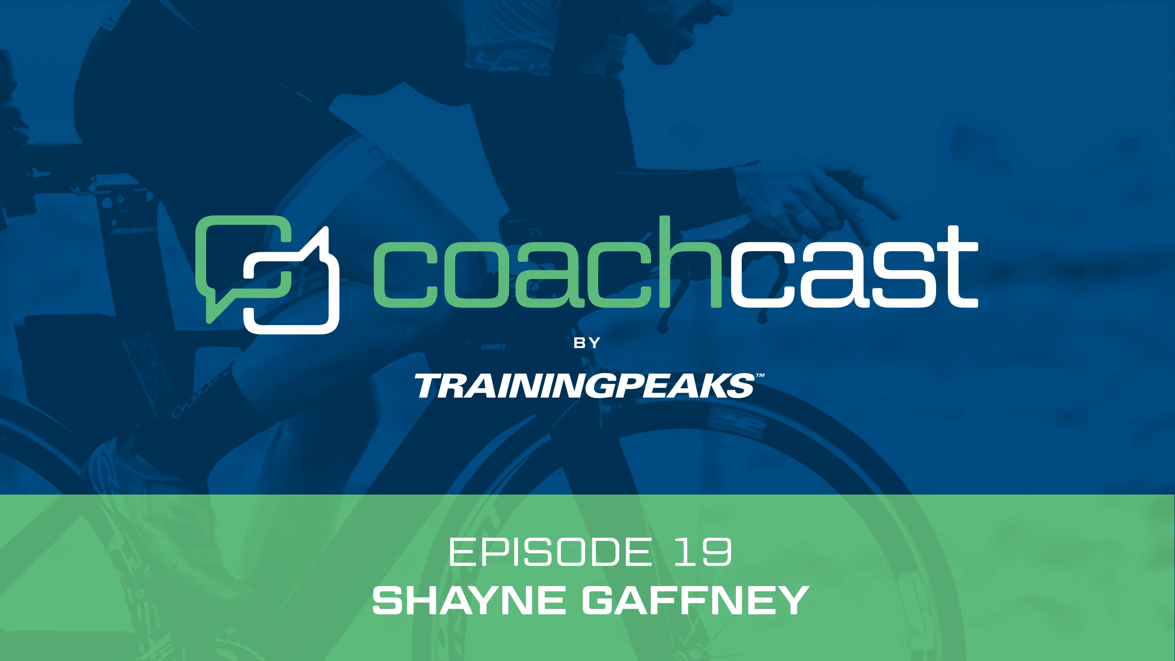 CoachCast: Time-Crunched Athletes with Shayne Gaffney