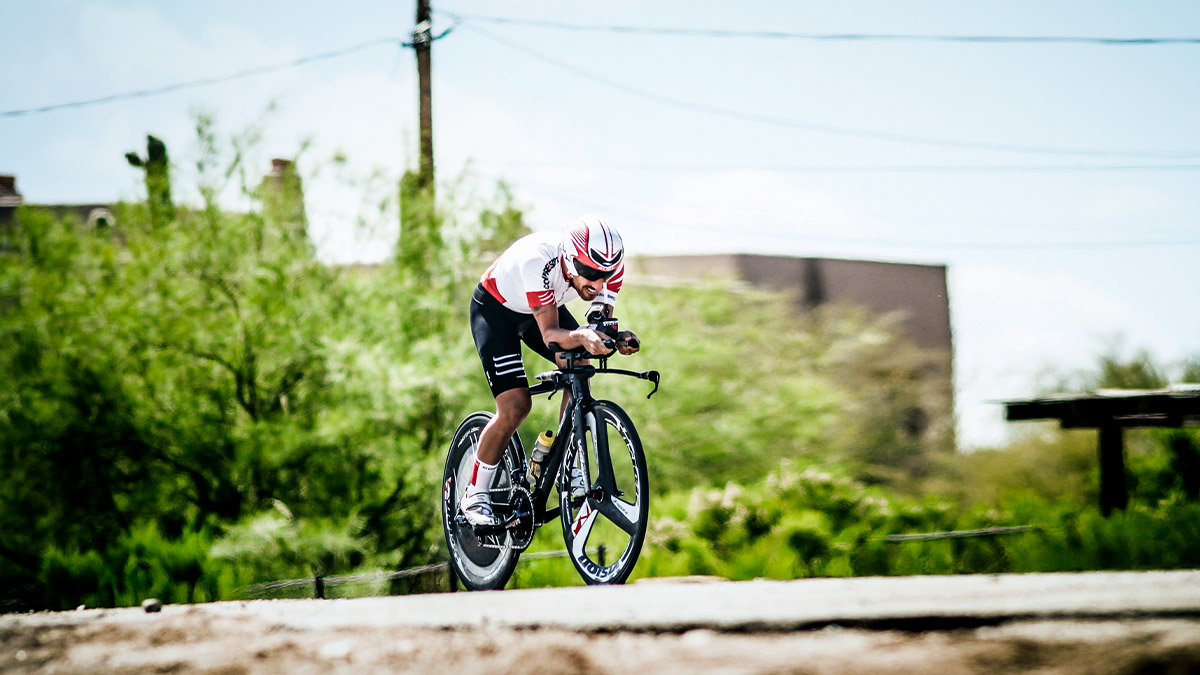 How to Fit Race-Pace Workouts into Your IRONMAN Training