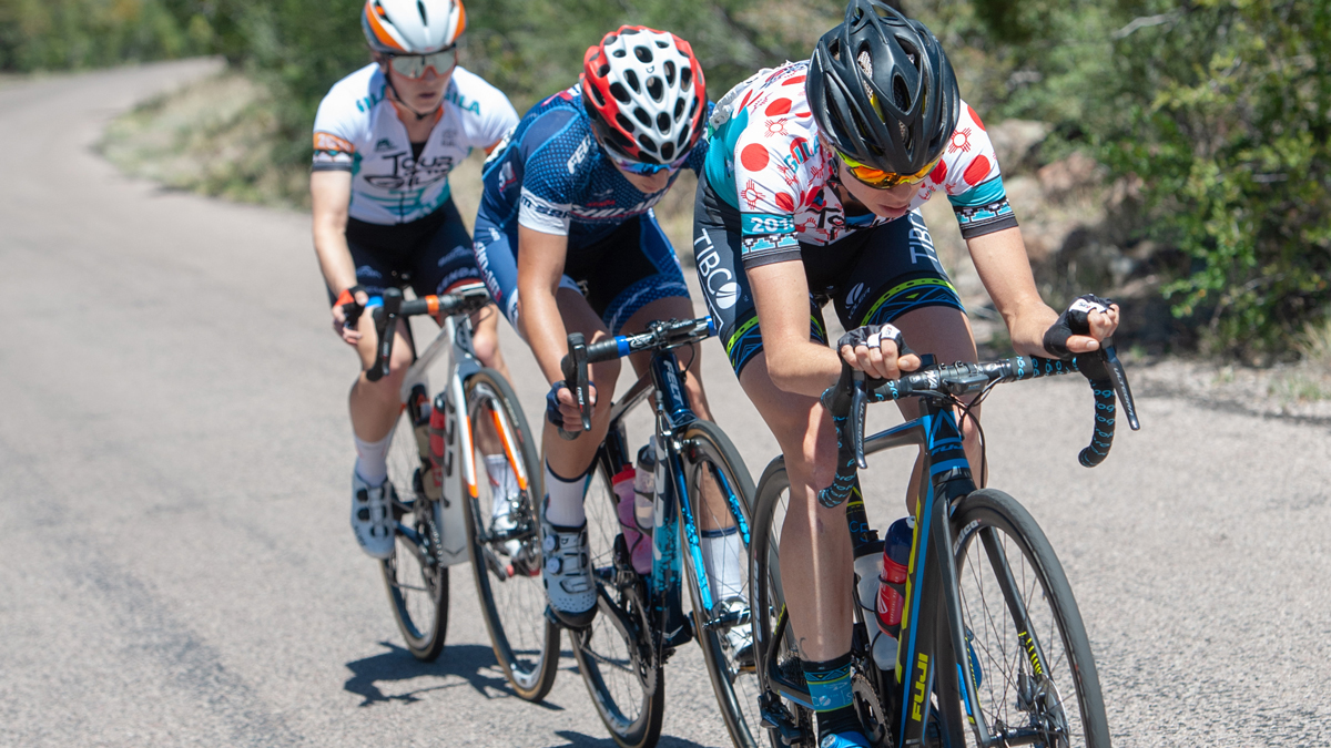 See What It Takes To Win The Pro Women's Tour of the Gila