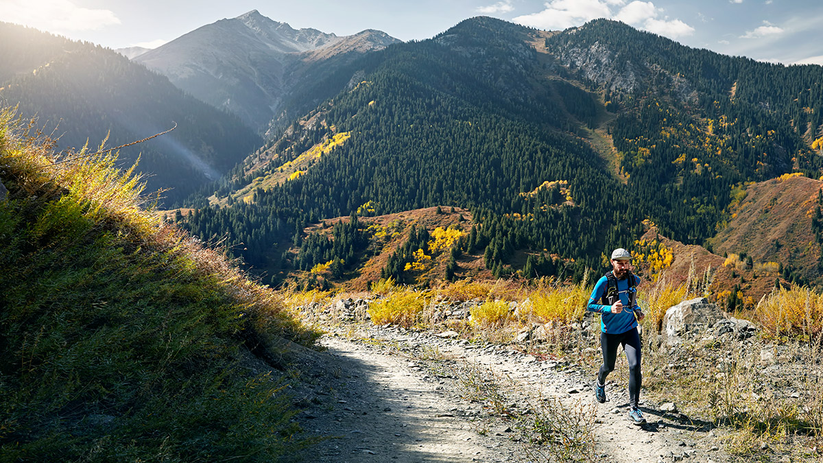4 Workouts to Spice up Your Trail Running