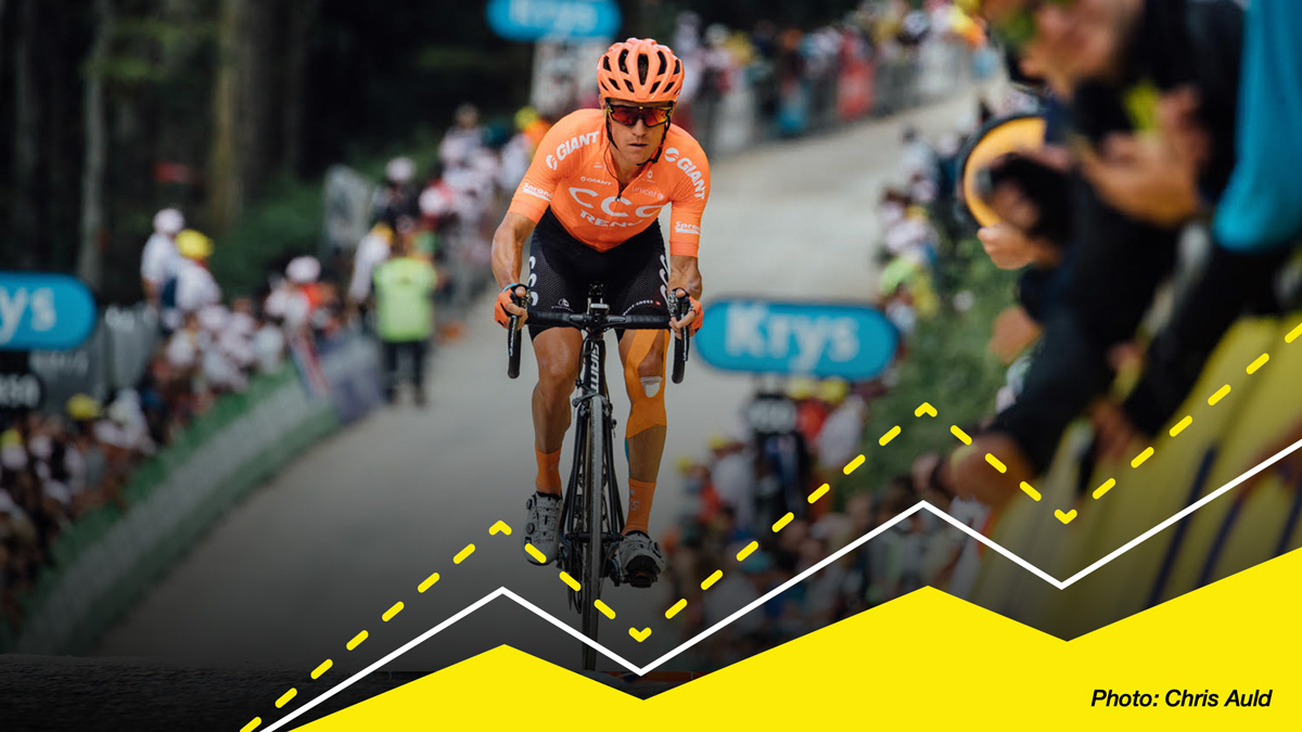 Tour de France 2019: Comparing the Break and the Peloton on Stage 6