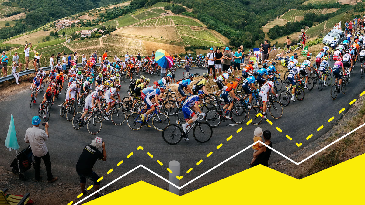 Tour de France 2019: Attempting to Catch the Break on Stage 8