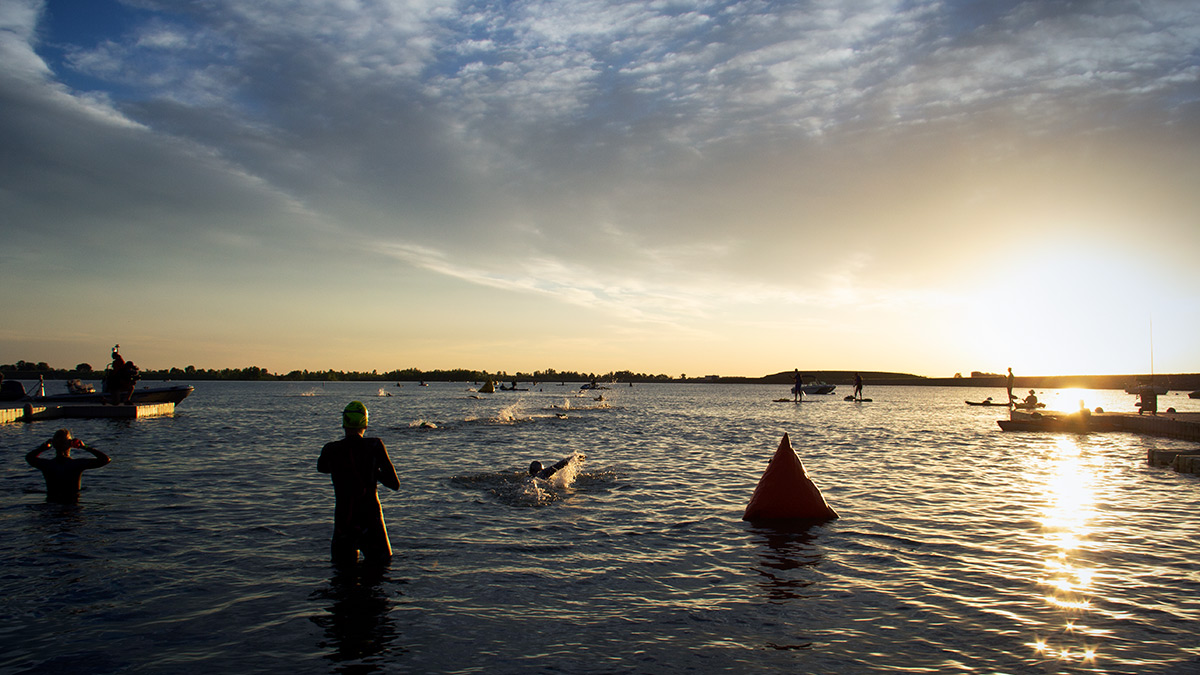 Managing Open Water Swim Anxiety