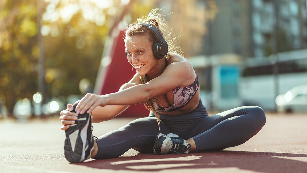 Setting the Mind To Boost Athletic Performance